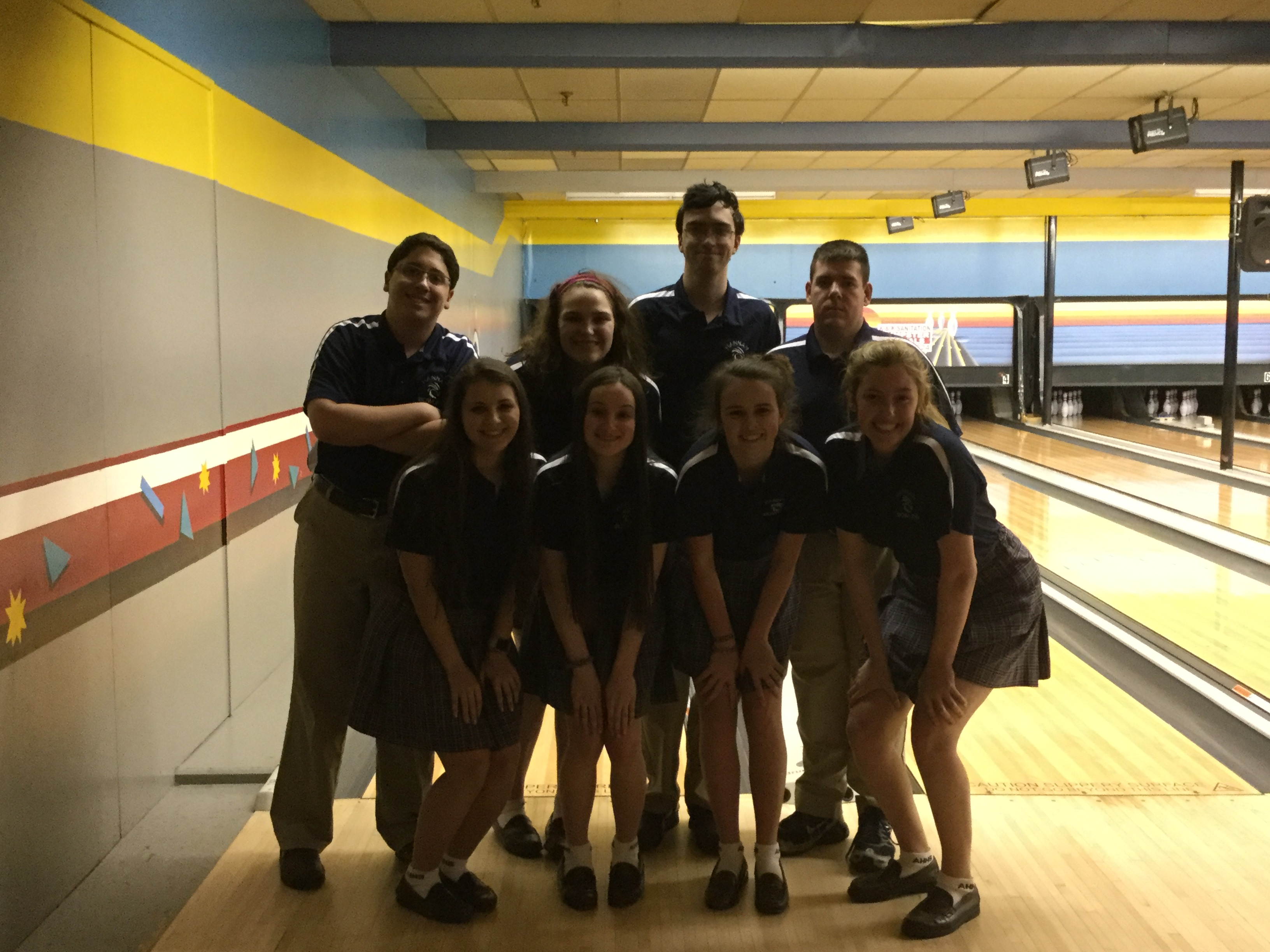 WATCH: Hannan bowling team rolling through the season
